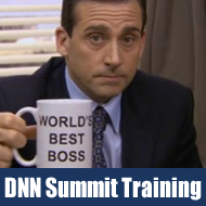 Why Your Boss Should Send You to Training at DNN Summit 2018