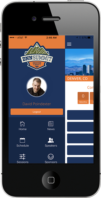 DNN Summit Mobile App