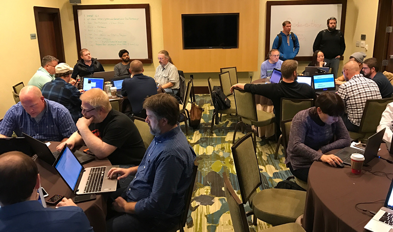 The Code-a-thon at DNN Summit 2017 Denver