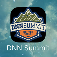 Download the DNN Summit Denver 2017 Mobile App