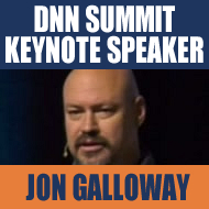 Jon Galloway to Keynote DNN Summit 2019