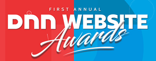 DNN Website Awards Logo